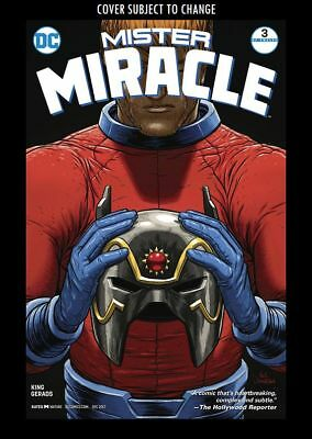 Mister Miracle, Vol. 4 #3A (Wk41)