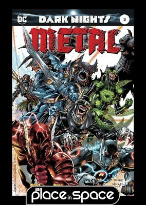 Dark Nights: Metal #3C - Jim Lee Variant (Wk41)