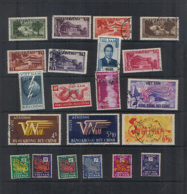 South Vietnam 1951-52 collection