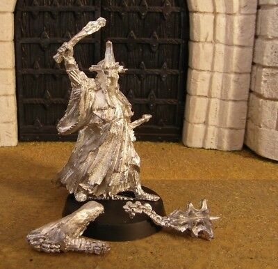 WITCH KING - Lord Of The Rings Metal Figure(s)