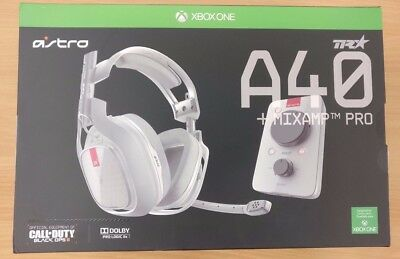 Astro A40 TR Headset for Xbox One, PC/MAC and Nintendo Switch - Ref MD166