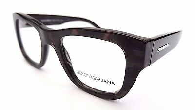 D&g Dolce & Gabbana Frames Glasses Dg 3124 1723 Grey Pearl  New 100% Authentic