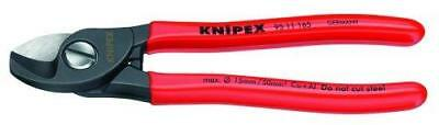 Knipex 95 11 165 Cable Shears  New! Free Shipping!