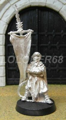 HARADRIM BANNER BEARER - Lord Of The Rings Metal Figure(s)