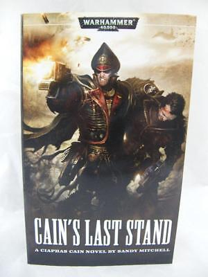 CAIAPHAS CAIN CAINS LAST STAND EBOOK