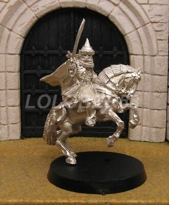 SULLADAN MOUNTED - Lord Of The Rings Metal Figure(s)