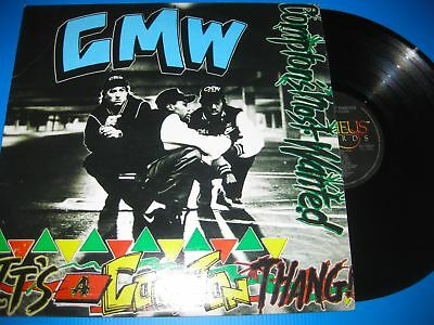 Comptons Most Wanted.it's A Compton Thang.12'' Us Vinyl Lp