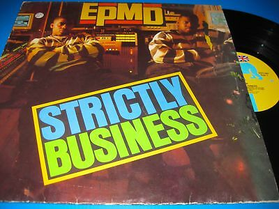 Epmd.strictly Business.12'' Vinyl Lp