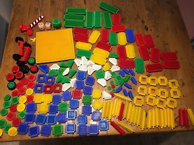 Large Collection Of Sticklebricks  ( Over 1.6 Kg!)