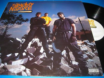 Naughty By Nature.naughty By Nature.12'' Vinyl Lp