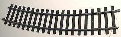 48779 Marklin Scale 1 Curved track R=1020.54 22° 30´ one each, old coupler style