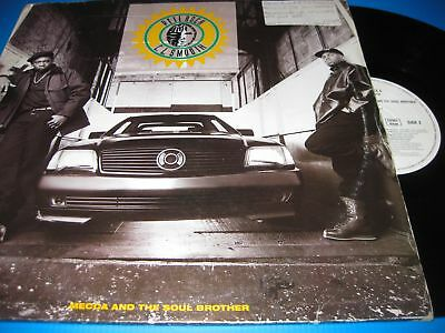 Pete Rock & Cl Smooth.mecca & The Soul Brother.2X12'' Vinyl Lp