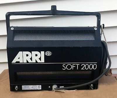 ARRI Soft 2000 T3 Tungsten Studio Light 2000W Arrisoft