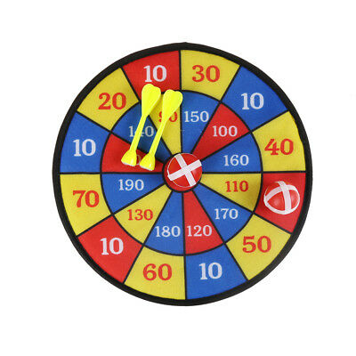 1set Fabric Dart Board Kid Velcro Ball Target Game Throwing Sport XMAS Gift Hot#