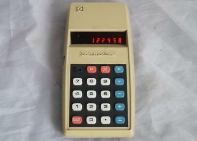 Vintage Commodore 796M Electronic Calculator Working 1976 Mains Battery England