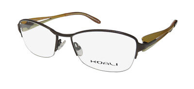 ff069926d24d New Koali By Morel 7353K With Silicone Nose Pads Cat Eye Eyeglass Frame  glasses
