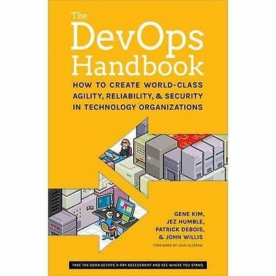 the devops handbook how to create world class agility pdf