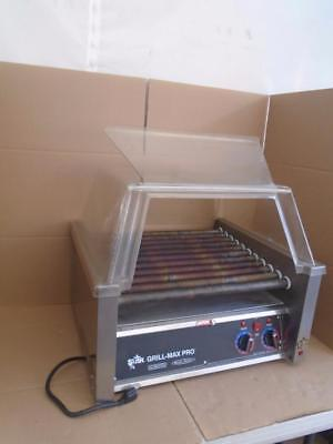 STAR GRILL-MAX PRO HOT DOG ROLLER MODEL 30SC 120V 1150 WATTS 50/60 Hz ((