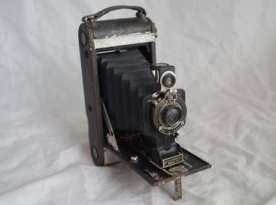 Vintage WW1 Soldiers Kodak No.A 116 Autographic Film Folding Brownie Camera 1918