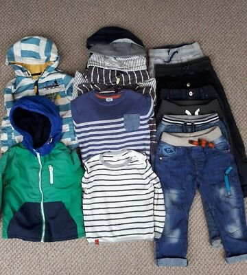 boys winter clothes bundle 2-3 Zara, Next,H&M,F&F