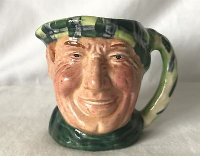 Vintage Hand Painted LANCASTER SANDLAND Toby / Character Jug Pottery Earthenware