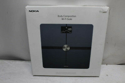Nokia Smart Body Composition Monitoring Wi Fi Scale