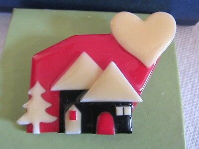 House Pins By Lucinda ~ Tree ~ Heart