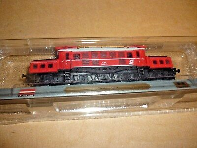 Del Prado Locomotives of the World N Gauge Model Class 1020 Austria
