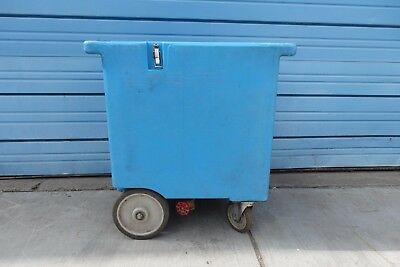 CAMBRO IC125L 125 LBS CAPACITY ICE BIN/CADDY ON WHEELS MOBILE RESTAURANT i7