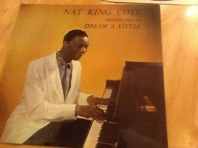 Nat King Cole (dream A Little)Vinyl LP VG COND (TP315)