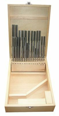 11V302 Chucking Reamer Sets, 1/16In- 1/2In, 29pc