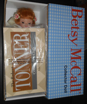 """8"""" Tiny Betsy McCall """"Goes To the Theatre"""", MIB ~ Betsy w/Red Hair"""