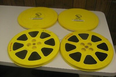 1975 WD The Watcher in The Woods Original Print Color 16mm Film Movie 2 Reels