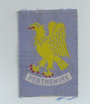 Old Scottish Boy Scout Badge - Perthshire County