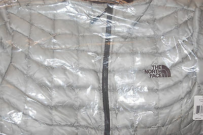 the north face mens thermoball insulated jacket high rise grey asphalt pic sizes