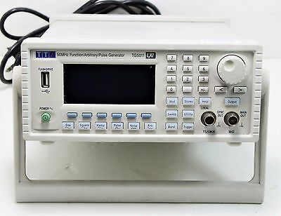 Aim-TTi TG5011 Function Generator 50MHz LAN, USB -  REDUCED FROM $1099