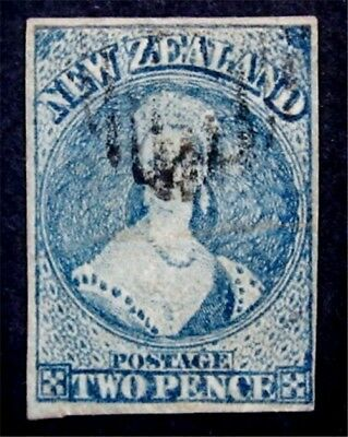 nystamps British New Zealand Stamp # 12 Used $98