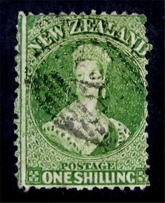 nystamps British New Zealand Stamp # 37 Used $120