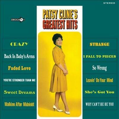 Jim Reeves/Patsy Cline Greatest Hits New Vinyl