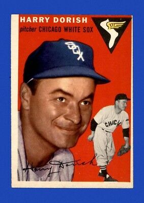 1954 Topps Set Break #110 - Harry Dorish EX-EXMINT m29829