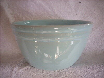 Fowler Ware Pale Blue Mixing Bowl Size 24
