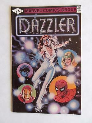 Dazzler # 1 - NEAR MINT 9.4 NM - X-Men Spider-Man! MARVEL Check out our comics!!