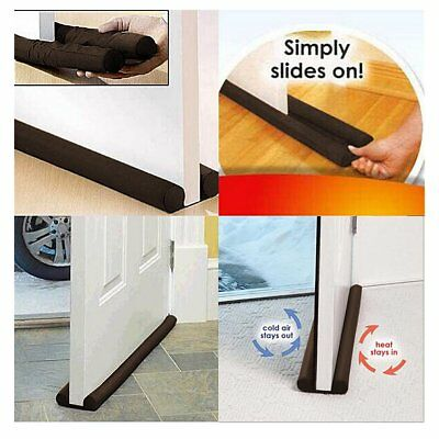 Dust/ Cold /Pollute Air Draft Dodger Guard Stopper Preventer Doorstop Home Decor
