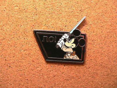 Star Wars Disney Pin - Mystery Coll. - Characters with Quotes - Mickey as Luke