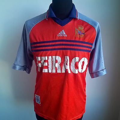 Deportivo 1998 Away Football Shirt Adidas Jersey Size Adult M