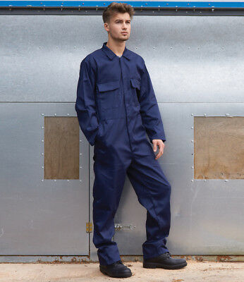 Portwest Euro Work Coverall S999 Polycotton colours coverall/boilersuit/overalls