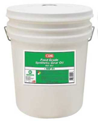 CRC 04236 Food Grade Synthetic Oil, ISO 320, 5 gal.