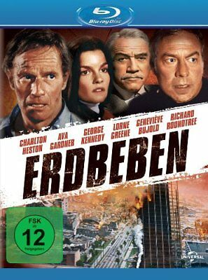 Earthquake [Blu-ray] von Robson, Mark | DVD | neu