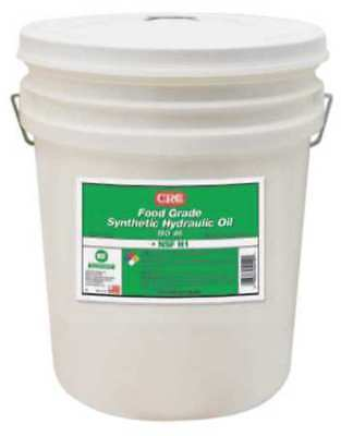 CRC 04212 Food Grade Synthetic Oil, ISO 46, 5 gal.