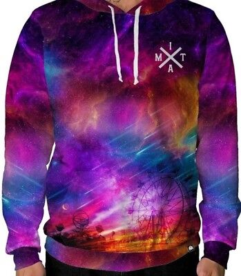 """Kapuzenpullover, Hoodie, """"A Night TO Remember"""", Into the AM, Gr. XL"""